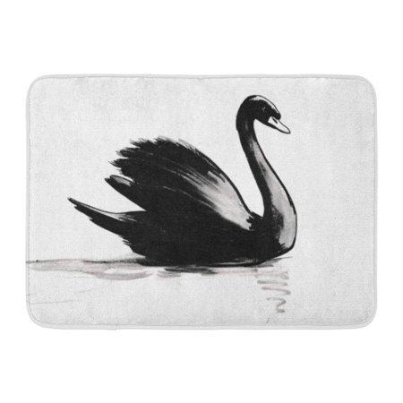 beautiful black swan drawing - Google Search