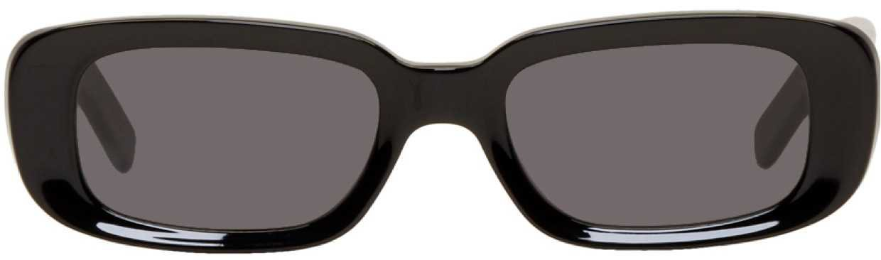 off-white Black For Your Eyes Only Sunglasses