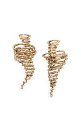 Bibi van der Velden Tornado Earrings