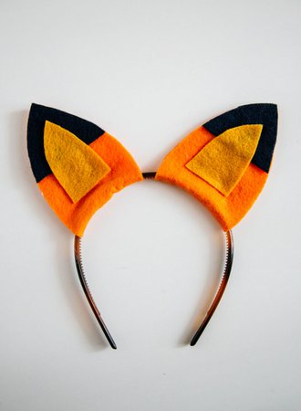 DIY Animal Ear Headbands