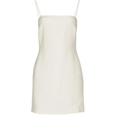 Bec & Bridge Short Dress mini white