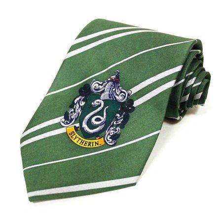 Slytherin Tie   Harry Potter Shop