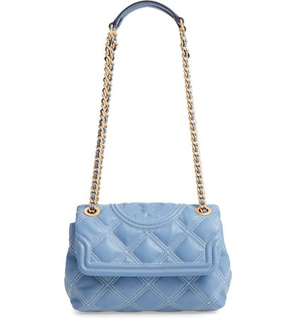 Tory Burch Fleming Soft Quilted Leather Shoulder Bag | Nordstrom