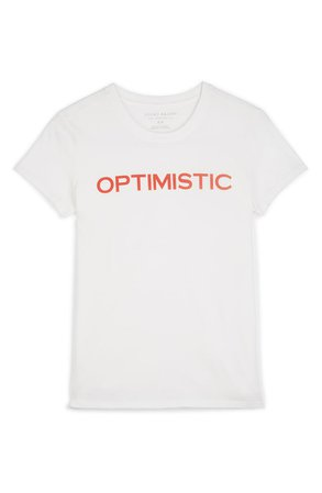 Lucky Brand Optimistic Graphic Tee | Nordstrom