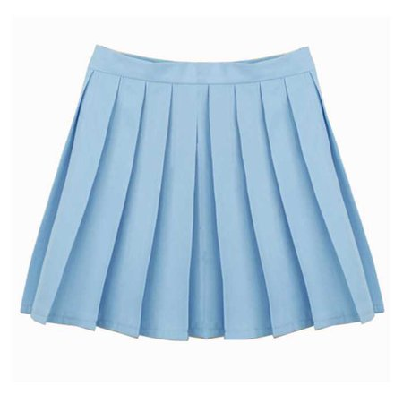 LIGHT BLUE SKIRT on Storenvy