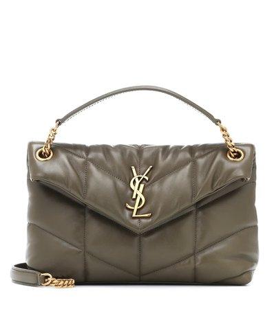 Loulou Puffer Small Shoulder Bag   Saint Laurent - Mytheresa