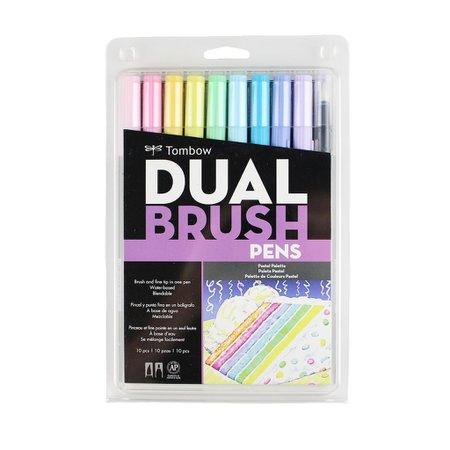 Buy the Tombow Dual Brush Pen Set, Pastel at Michaels