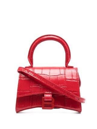 Yuzefi Dolores Knot Mini Tote Bag - Farfetch