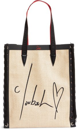 Small Cabalace Canvas Tote