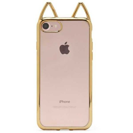 iphone 7 cat gold case - Buscar con Google