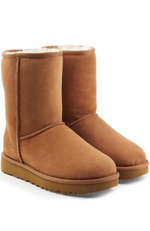 Classic Short Suede Boots Gr. US 11