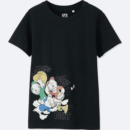 Women's Sounds Of Disney Short-sleeve Graphic T-Shirt