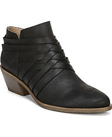Style & Co Willoww Booties, Created for Macy's & Reviews - Boots - Shoes - Macy's