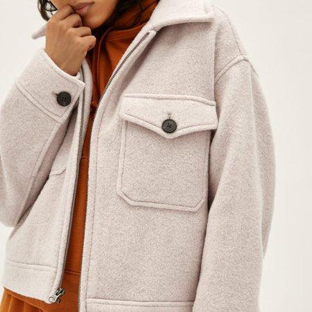 Women's Wool Mackinaw Jacket | Everlane