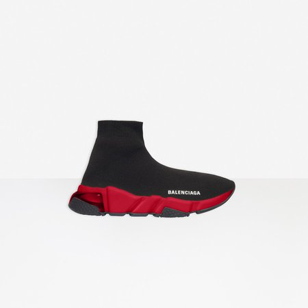 Speed Clear Sole Sneaker