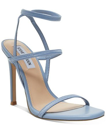 Steve Madden Nectur Stretch Dress Sandals & Reviews - Sandals & Flip Flops - Shoes - Macy's