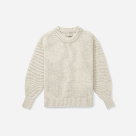 Women's Oversized Alpaca Crew | Everlane