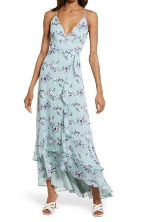 Lulus In Love Forever Midi Dress | Nordstrom