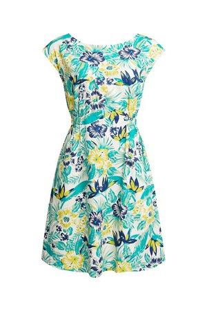 People Tree   Helene Tropical dress
