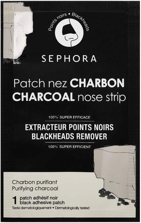 Collection COLLECTION - Charcoal Nose Strip