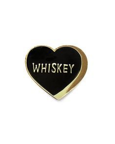 Whiskey Will Do Enamel Pin   Bridge & Burn   Pinterest   Pin and patches, Patches and Pin badges