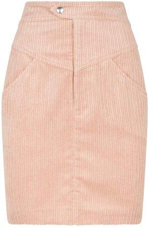 Marsh Corduroy Mini Skirt