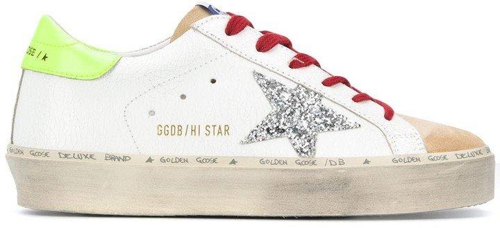 Hi-Star distressed sneakers