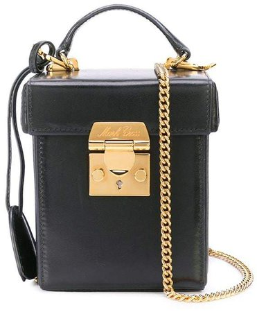 box style shoulder bag
