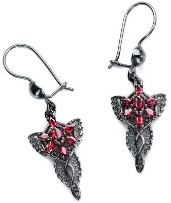 Arwens Evenstar | The Lord Of The Rings Earrings | EMP
