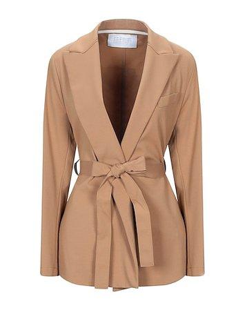 Harris Wharf London Sartorial Jacket - Women Harris Wharf London Sartorial Jacket online on YOOX United States - 49602865GT