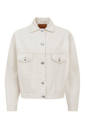 Page Denim Jacket By Lebrand   Moda Operandi
