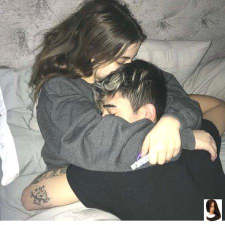 couple cuddling Pinterest - Google Search