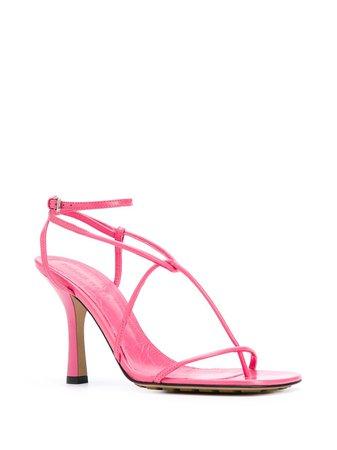 Bottega Veneta Barely There Sandals - Farfetch