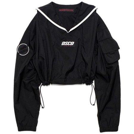 DSCO Hoodie Jacket Cropped