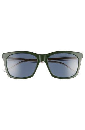 Gucci 56mm Square Sunglasses   Nordstrom