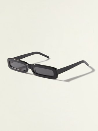 George Keburia Square Frame Acetate Sunglasses | Verishop