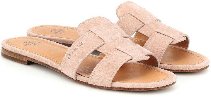 Dee Dee suede sandals