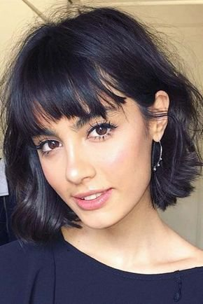 Best Short Bob Hairstyles 2019 Get That Sexy-short haircut trends to ...