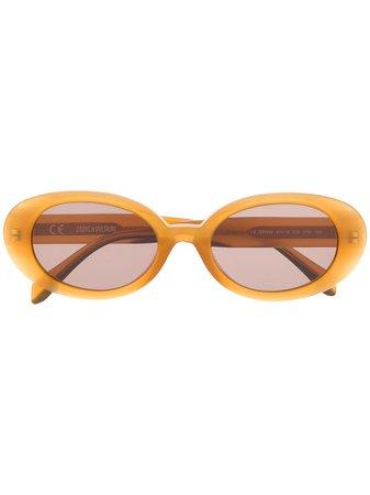 Zadig&Voltaire Солнцезащитные Очки В Овальной Оправе -30%- Купить В Интернет Магазине В Москве | Цены, Фото.