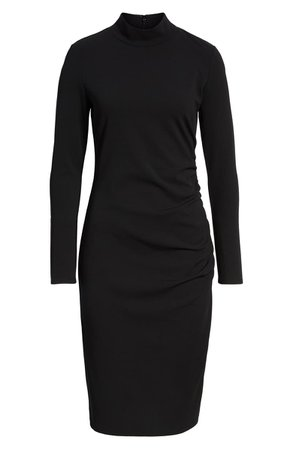Chelsea28 Mock Neck Body-Con Dress | Nordstrom