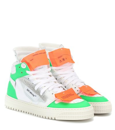Off-Court 3.0 leather sneakers