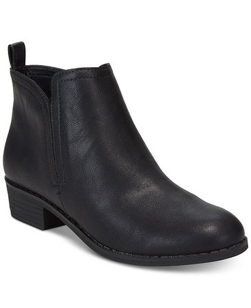 American Rag Cadee Ankle Booties, Created for Macy's & Reviews - Boots - Shoes - Macy's