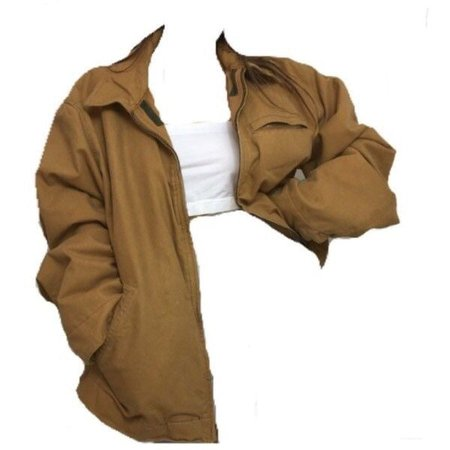 brown, jacket e Polyvore