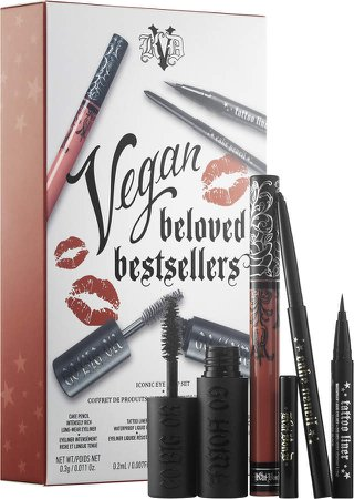 KVD Vegan Beauty - Beloved Bestsellers Iconic Eye and Lip Set