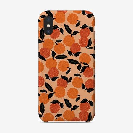 oranges phone case