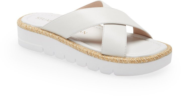 Roza Lift Slide Sandal