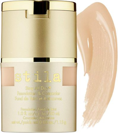 Stay All Day Foundation + Concealer