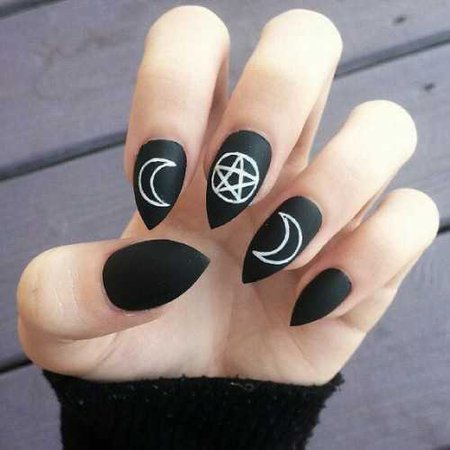 black claw nails - Google Search