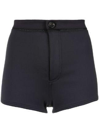 Amir Slama High Waisted Shorts Ss20