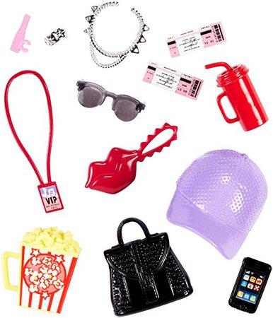 Amazon.com: Barbie Fashion Movie Premiere Accessory Pack: Toys & Games